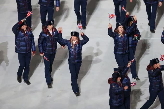 オリンピックイギリス