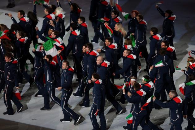オリンピックイタリア