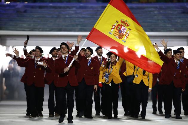 オリンピックスペイン