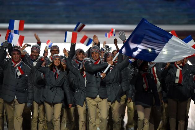 オリンピックフランス