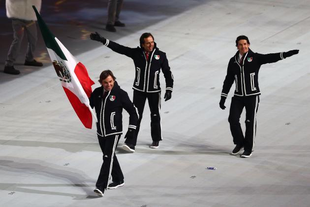 オリンピックメキシコ