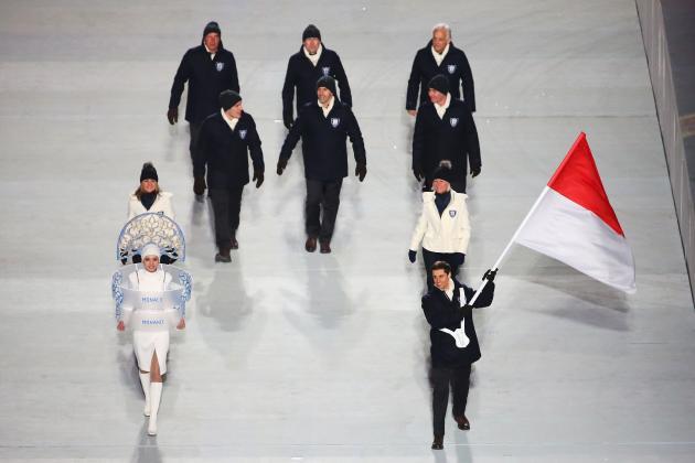 オリンピックモナコ