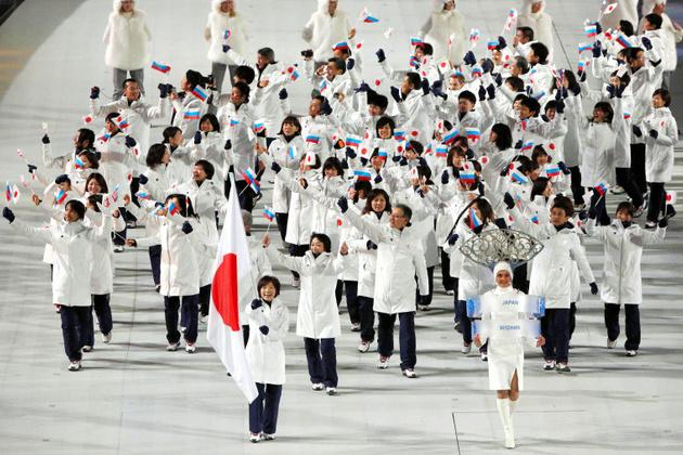 オリンピック日本