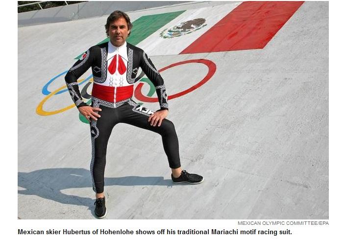 オリンピックメキシコ2