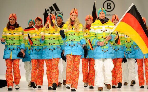 オリンピックドイツ