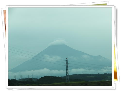 富士山帽子