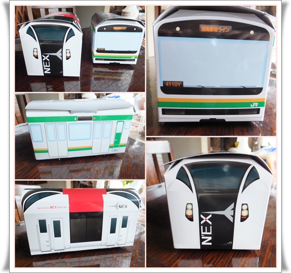 電車パン1