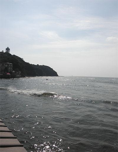 20130922江ノ島の海