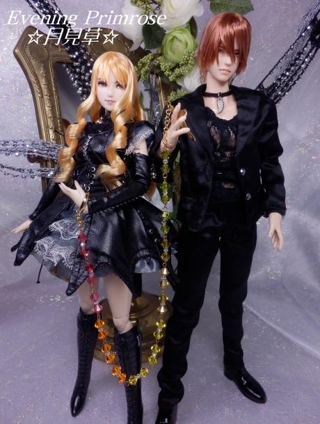 誠志郎&麗奈blackVer.01