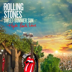 Sweet Summer Sun Hyde Park Live / Rolling Stones