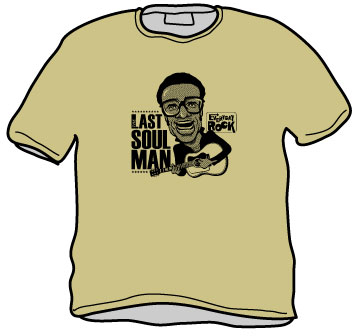 EverydayRock T Shirt Bobby Womack Caricature