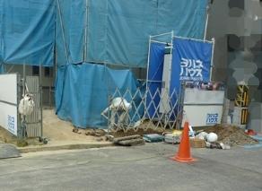 ガス配管工事