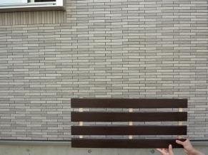 フェンス横1
