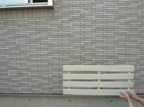 フェンス横2