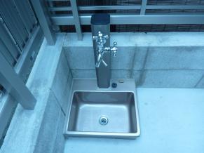 南側 立水栓1