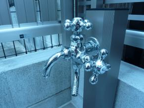 南側 立水栓2