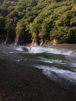 吹割りの滝6