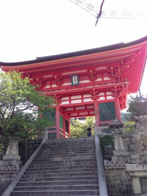 清水寺 山門