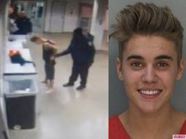 1843-Justin-Bieber-in-Custody-Watch-His-Miami-DUIJustin Bieber News