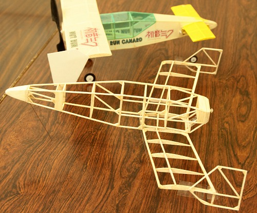 カナード低翼131004
