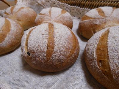 2013 6 19 ぶどうのパン