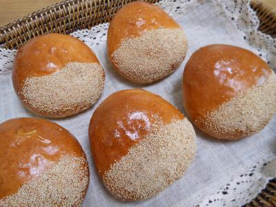 P_栗のパン