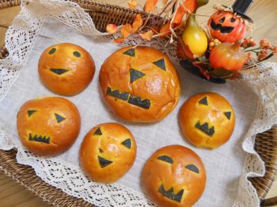 P_かぼちゃパン