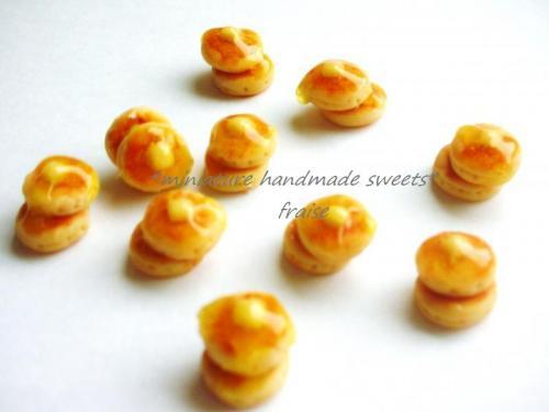 ミニホットケーキ3