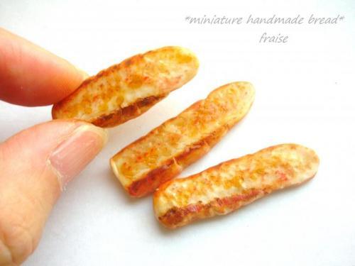 フランスパンのフレンチトースト3