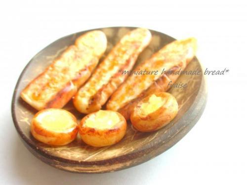 フランスパンのフレンチトースト4