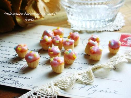 ミニミニカップケーキ17