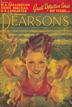 Pearson表紙
