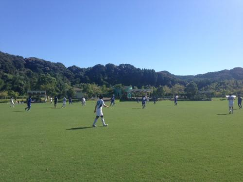 YR大学サッカーフェス3日目 大阪教育大学(2013:9:4 水)
