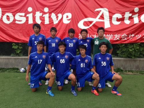Iリーグ中国2013⑥ B-徳山大学(2013:9:7 土) 2/2