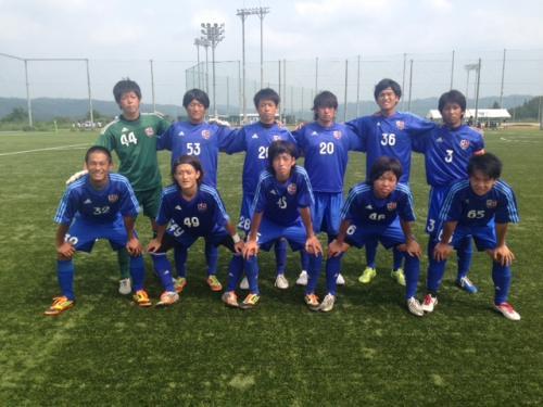 Iリーグ中国2013 第3節 b-吉備(2013:9:11 水)1/2