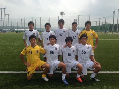 Iリーグ中国2013 Bvs IPU・環太平洋大学B(2013:9:14 土)1/2
