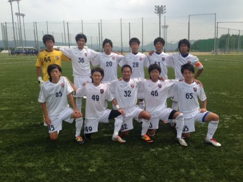 Iリーグ中国2013 Bvs IPU・環太平洋大学B(2013:9:14 土)2/2
