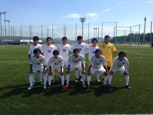 Iリーグ中国2013 第8節 A-IPU/A(2013:9:21 土)1/2