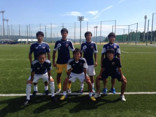 Iリーグ中国2013 第8節 A-IPU/A(2013:9:21 土)2/2