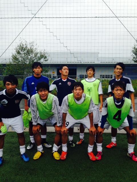 Iリーグ中国2013 A-IPU/B(2013:10:5 土)1/2