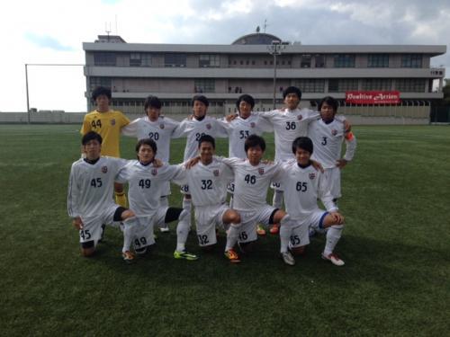 Iリーグ中国2013 プレーオフ① B-IPU(2013:10:26 土)2/2