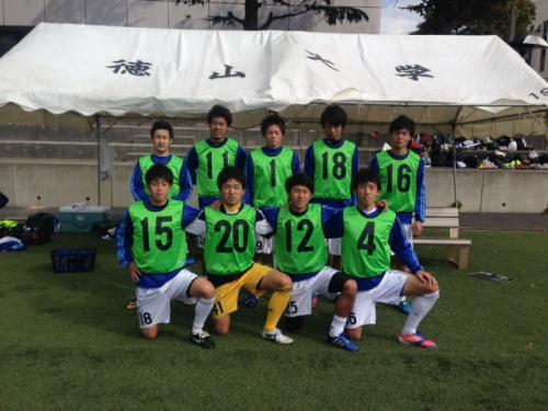 Iリーグ中国2013 プレーオフ① B-IPU(2013:10:26 土)1/2