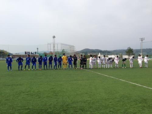 Iリーグ中国2013 プレーオフ第3戦 a-b(2013:11:2 土)2/3