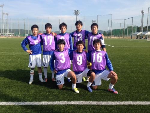 Iリーグ中国2013 プレーオフ③ B-徳山(2013:11:9 土)2/2