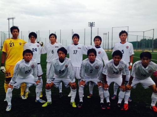 Iリーグ中国2013 A-IPU/B(2013:10:5 土)2/2