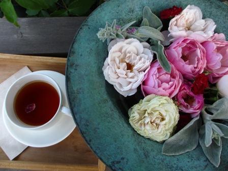 0光フラワー茶