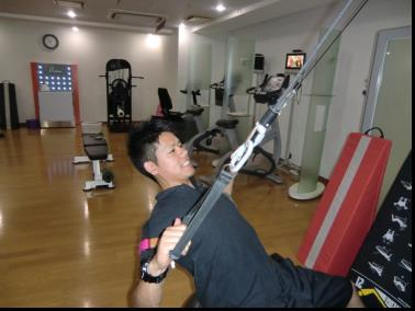 戸塚トレーニング2