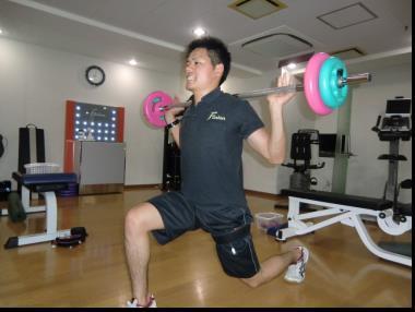 戸塚トレーニング1