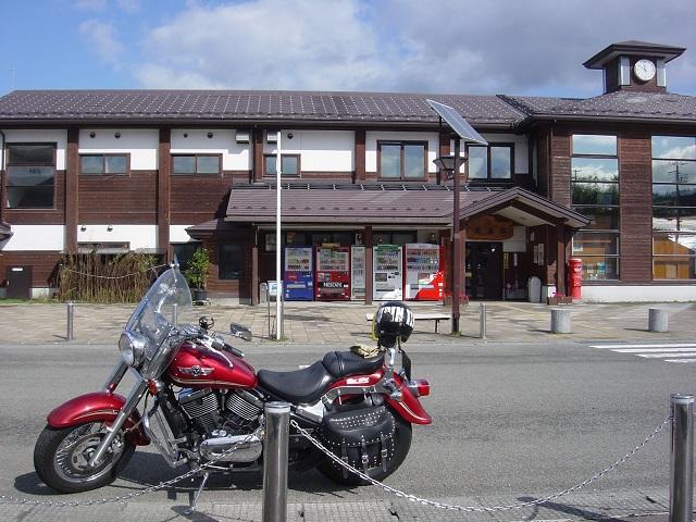 3矢島駅バルカン