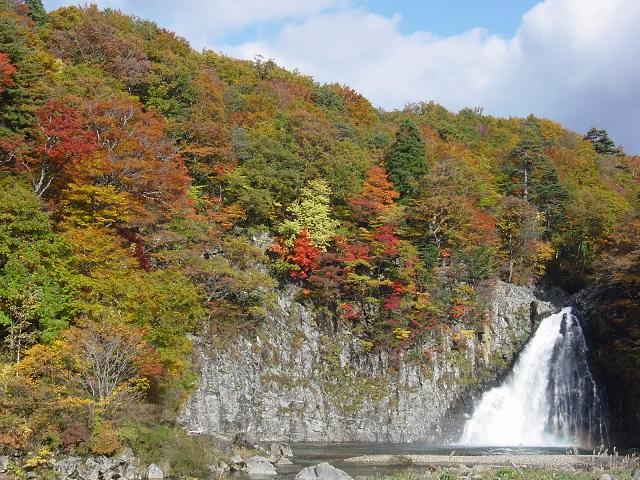 12法体の滝